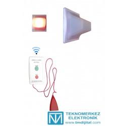 Kablosuz Hastane/Yaşlı Acil Çağrı Sistemi