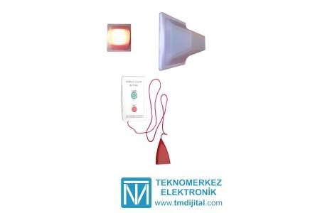 Kablolu Hastane/Tıp Merkezi Acil Çağrı Sistemi