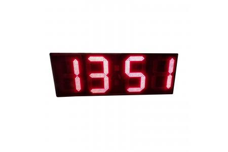 Dijital Saat Termometre (Derece) Kasa: 36x110cm