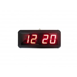 38 mm Displayli Dijital Saat Derece, Kasa: 7x17  cm