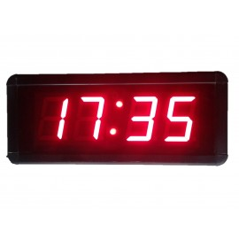 57 mm Displayli Dijital Saat Derece, Kasa: 11x26  cm