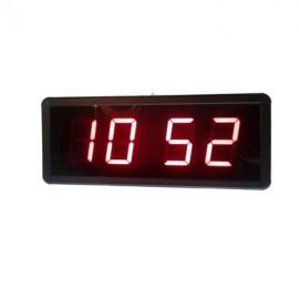 76 mm Displayli Dijital Saat, Kasa : 15x37 cm