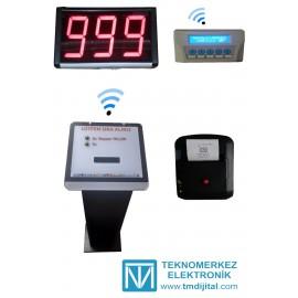 Kablosuz Noter Sıramatik (Numaratör) Sistemi