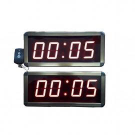 Senkron Merkezi Ayarlı Sınav Salonu Dijital Kronometre