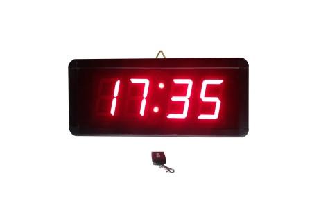 Kumandalı Kronometre Sn&Dk Sayıcı Kasa: 12x27 cm