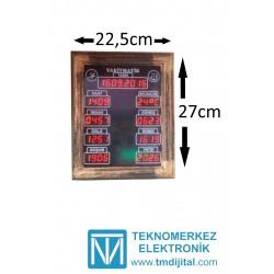 Miniboy Vakitmatik, Kasa: 22.5x27 cm